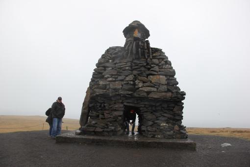 5-26-16 Arnarstapi Bárðar  Snæfellsáss