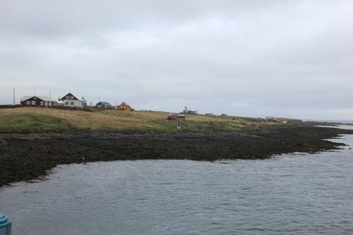 5-26-16 Baldur ferry at Flatey (2)