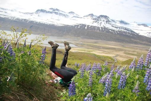 6-3-16 Faskrudsfjordur hill hike (46)