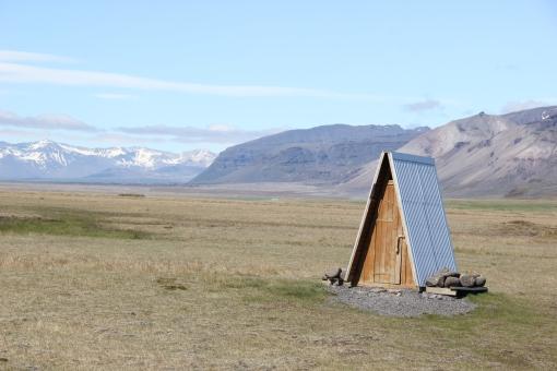 6-4-16 Cape Ingólfshöfði  outhouse