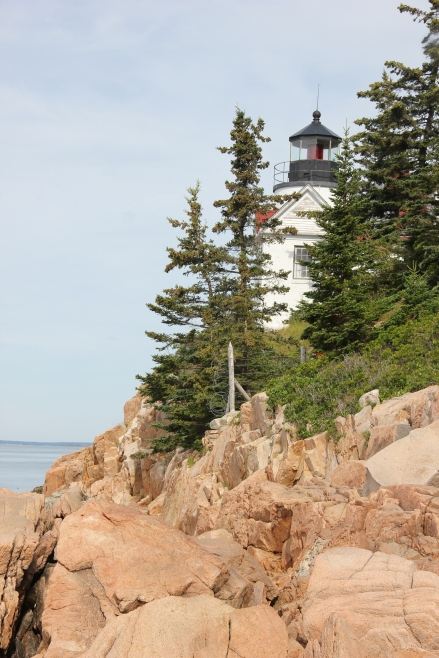 Bass Harbor Head Lighthouse 1