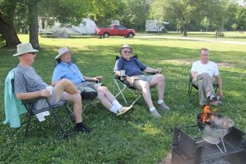 Jack, John, Dan, and Brian